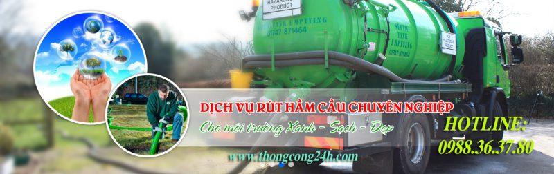 hút hầm cầu Đà Nẵng
