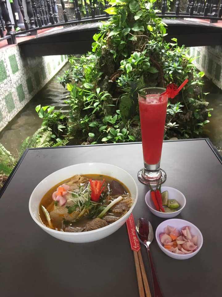 Cà phê điểm tâm Đà Nẵng