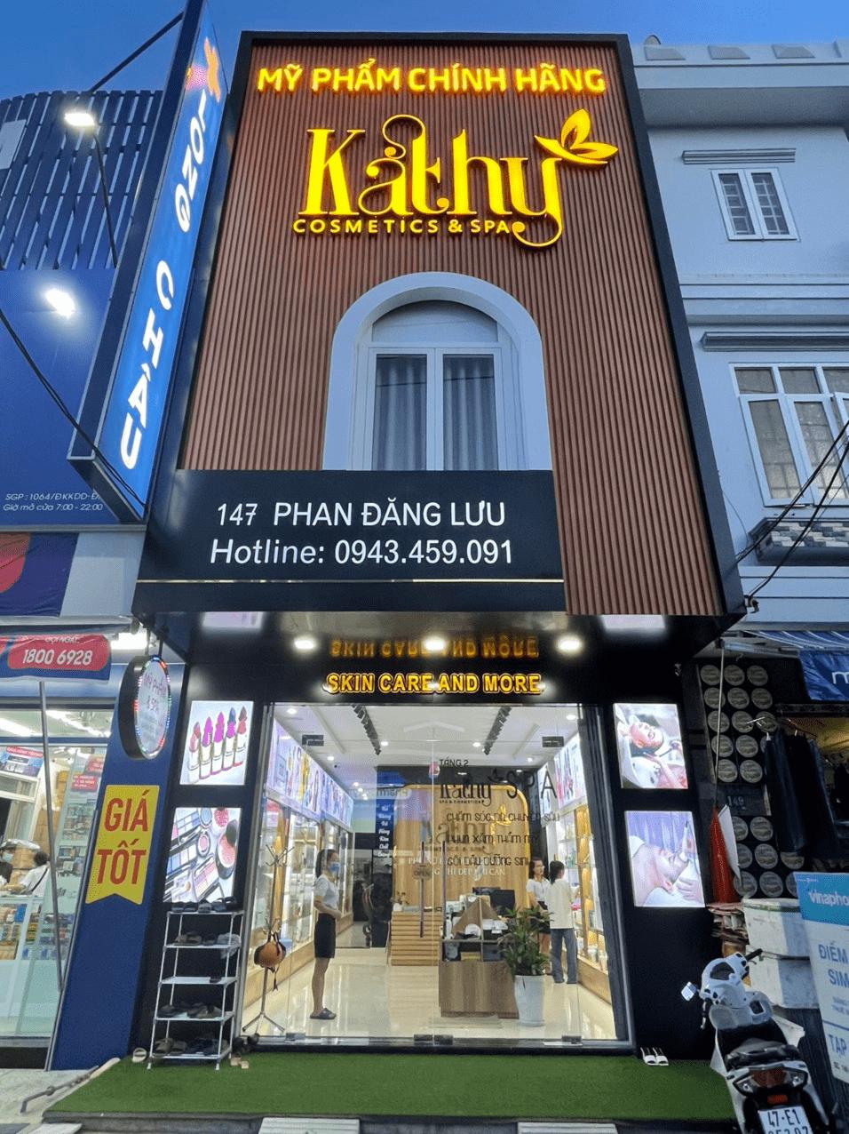 Kathy Cosmetics & Spa