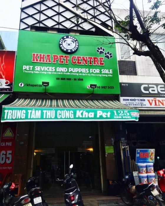 shop chó cảnh Đà Nẵng