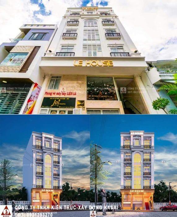 thiết kế nhà tại Đà Nẵng