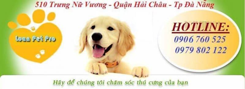 thức ăn chó mèo Đà Nẵng