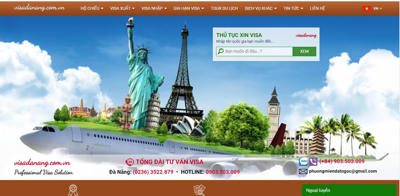 Làm Visa Đà Nẵng