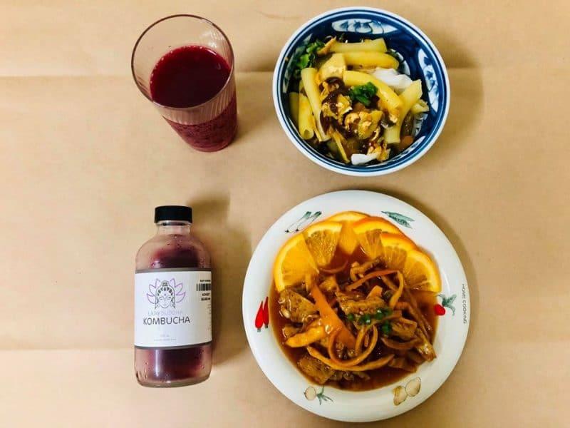 Quán ăn thực dưỡng Đà Nẵng