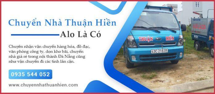 Chuyển nhà Thuận Hiền