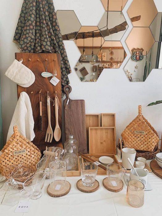 shop decor Đà Nẵng