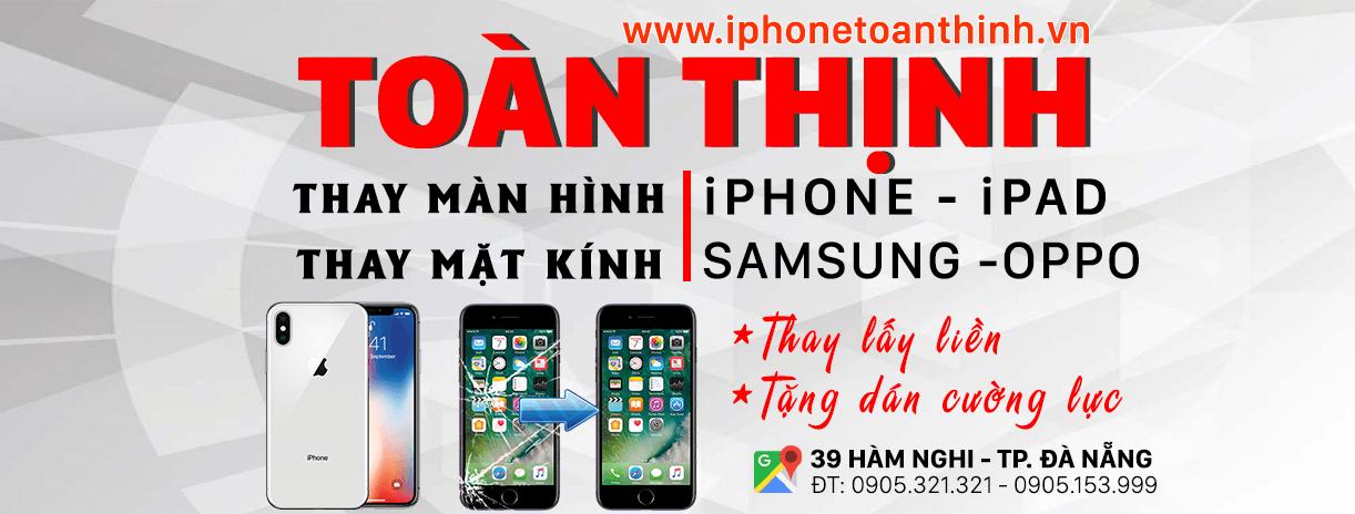 thay pin Iphone Đà Nẵng
