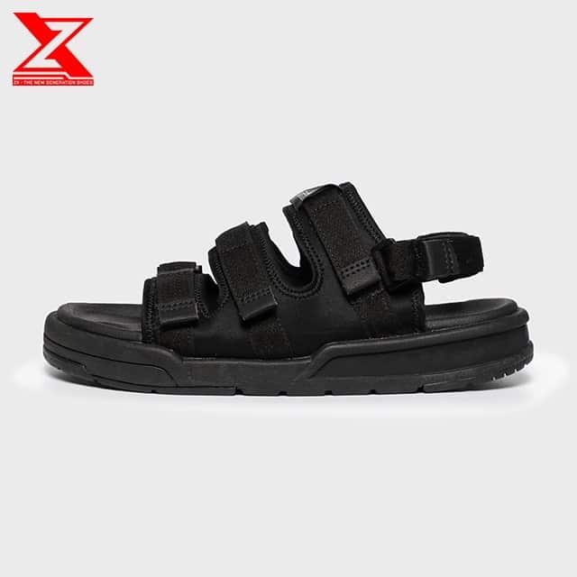 giày sandal đế bằng