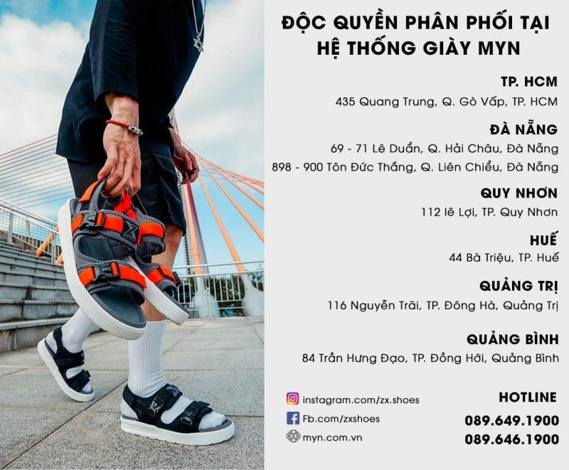 thương hiệu giày Việt Nam