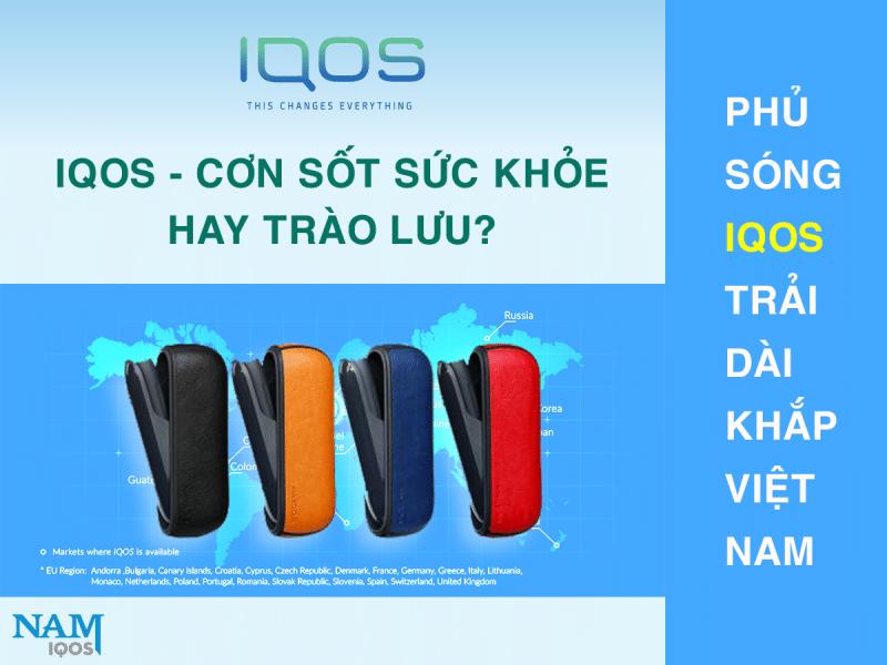 giá thuốc lá iqos