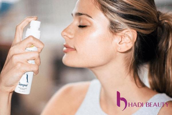 kem chống nắng cho da khô nhạy cảm