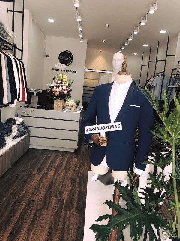 Local Brand cho nam giới style lịch lãm