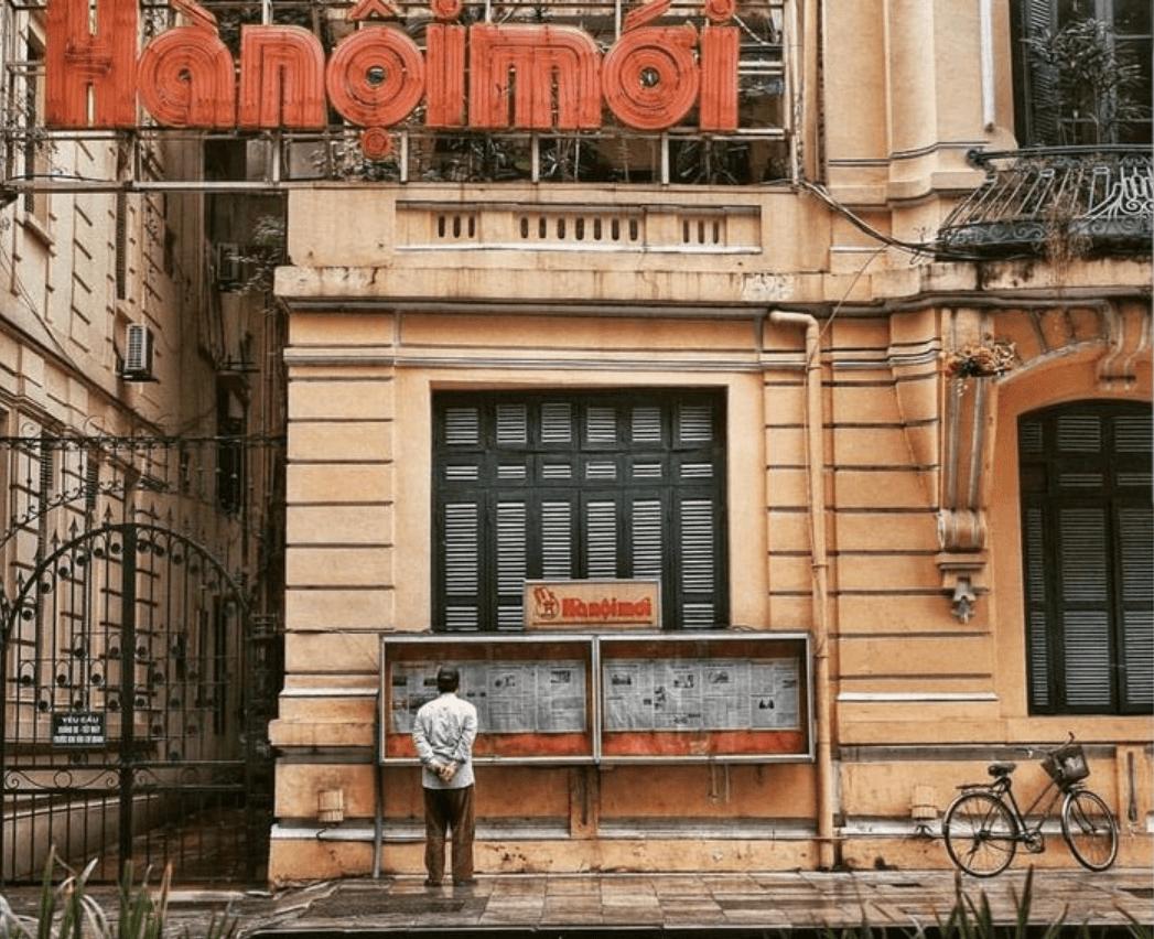 địa điểm chụp ảnh Hà Nội