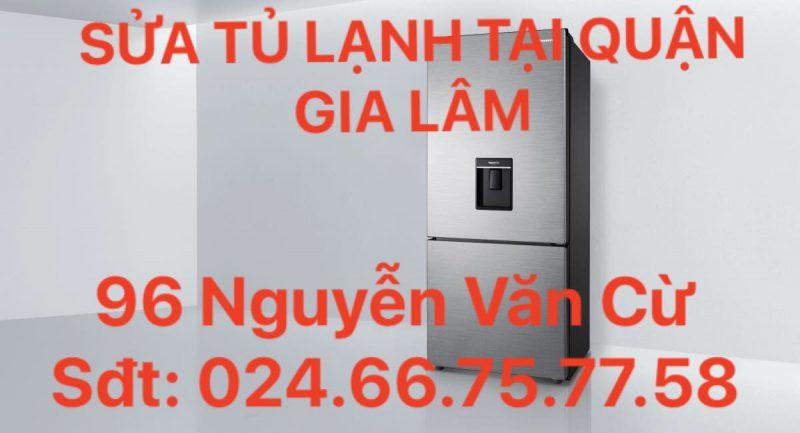 sửa điện lạnh