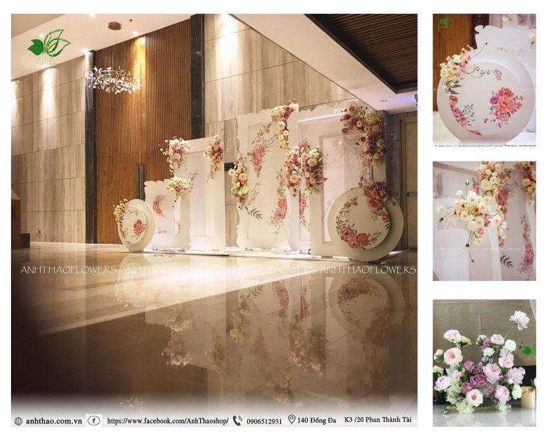 cửa hàng hoa giả Đà Nẵng