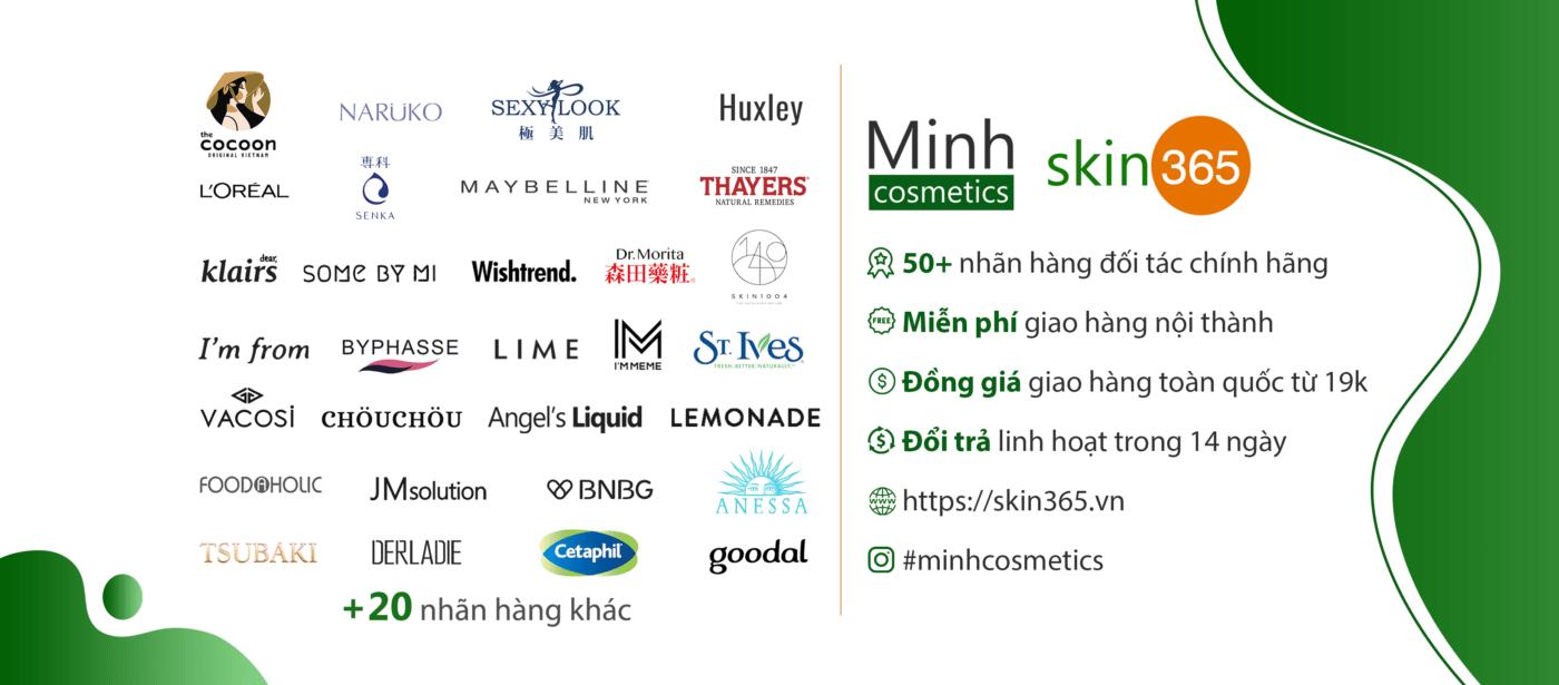 cửa hàng mỹ phẩm ở Đà Nẵng