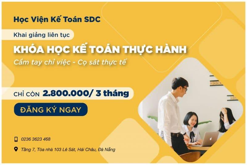 Kế toán SDC