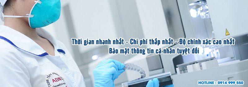 trung tâm giám định ADN tại Đà Nẵng