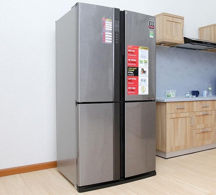 Tủ lạnh cũ Đà Nẵng