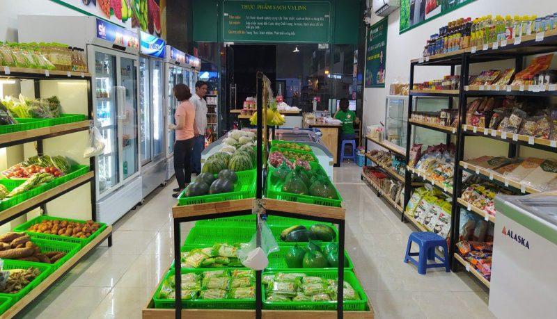 cửa hàng thực phẩm sạch Đà Nẵng
