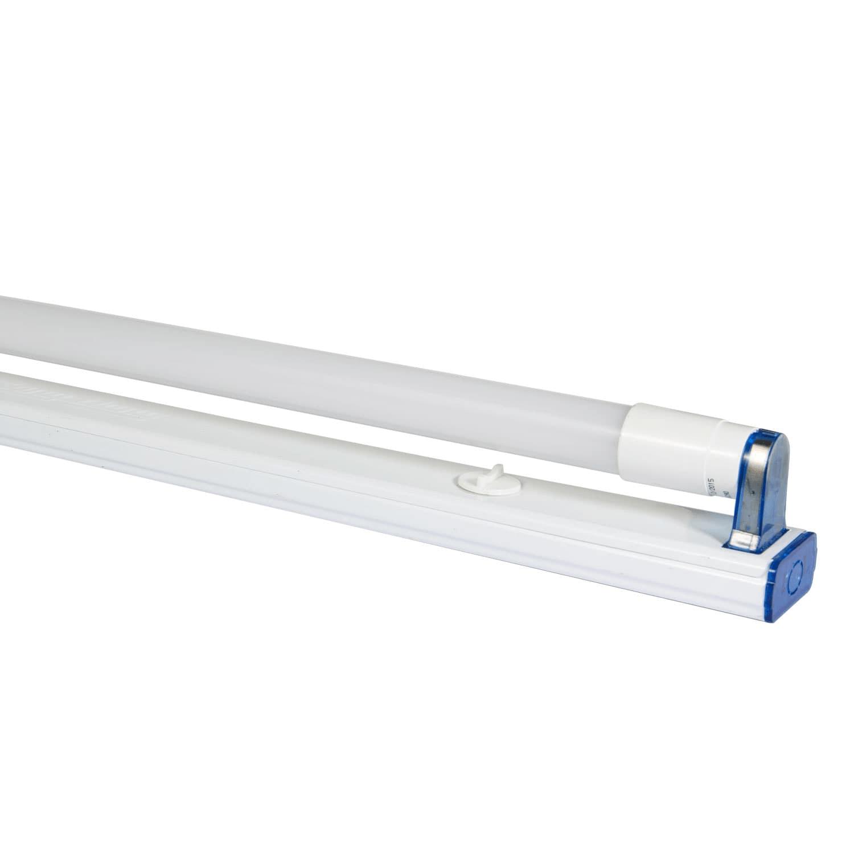 Đèn tuýp LED T8 kèm máng nhôm