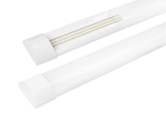 Đèn tuýp LED bán nguyệt 18w 60cm