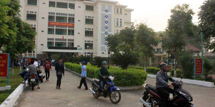 trường dạy nghề Đà Nẵng