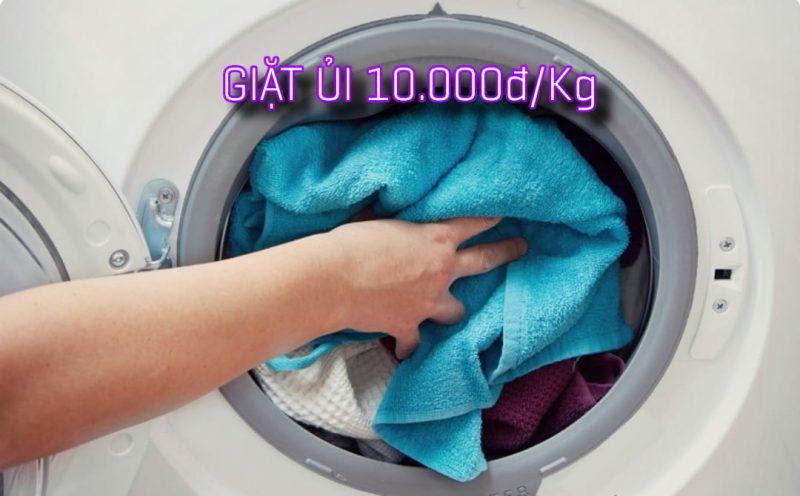 Giặt Ủi Siêu Rẻ