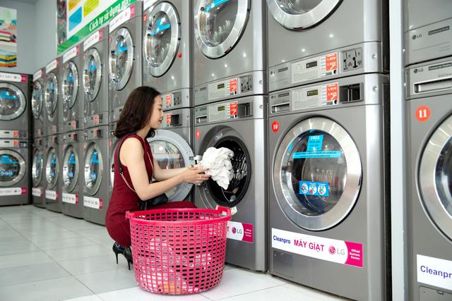 Tiệm Giặt Ủi Nhung
