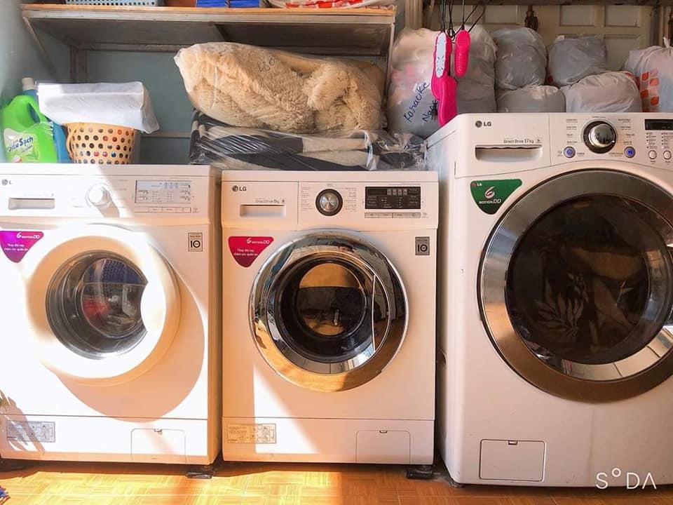 giặt là Văn Đương