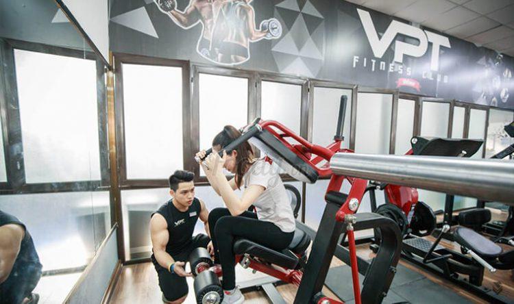 Trung Tâm Tập Gym