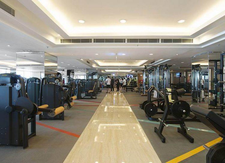 Phòng Tập Gym Đà Nẵng