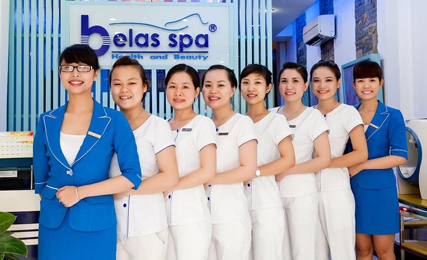 học nghề spa tại đà nẵng