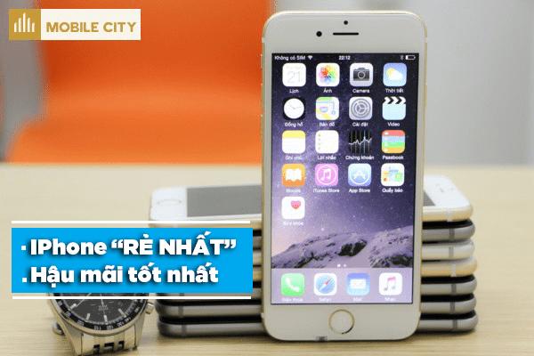 Iphone cũ Đà Nẵng