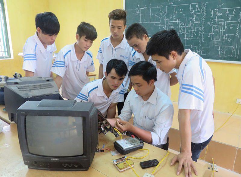 trường dạy nghề tại đà nẵng