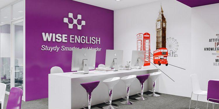 Trung Tâm Tiếng Anh Wise English