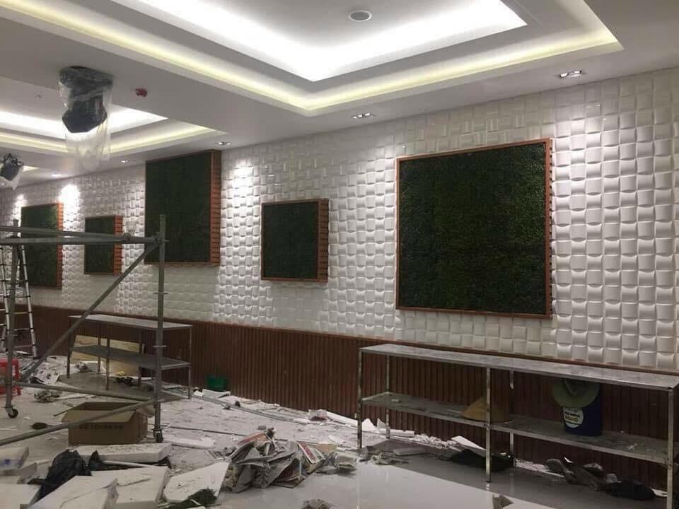 xốp dán tường Đà Nẵng