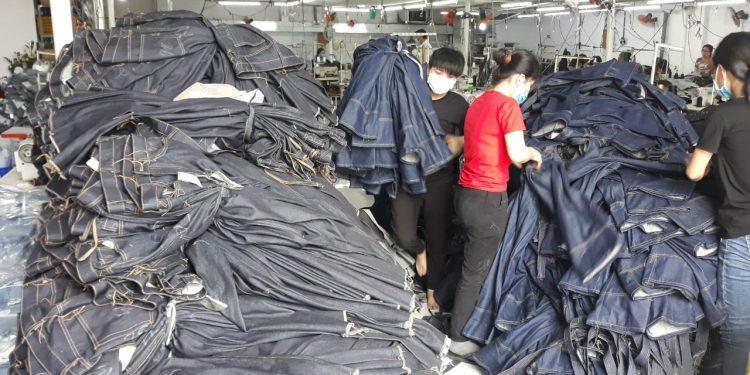 xưởng may gia công Đà Nẵng