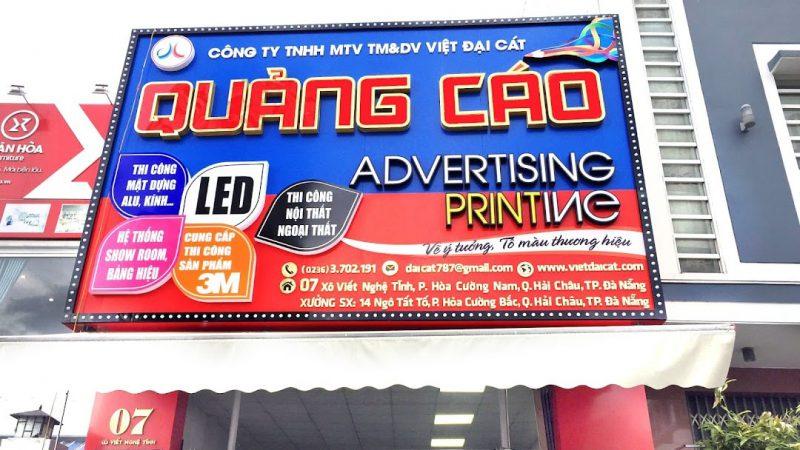 Công Ty Quảng Cáo Việt Đại Cát
