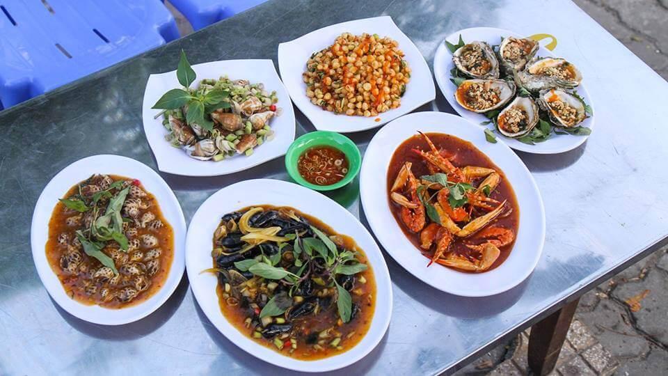 TOP 20 Quán Ốc Đà Nẵng - Ngon Mà Rẻ, Ăn Thả Ga