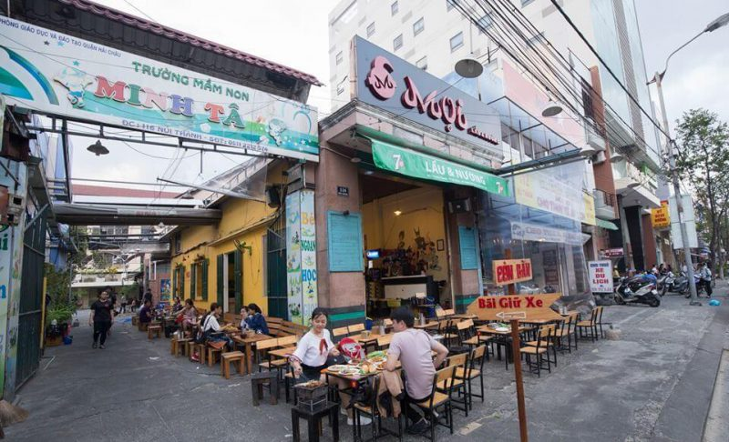 TOP10 OF DA NANG RESTAURANT WITH EXCITING GRILLS