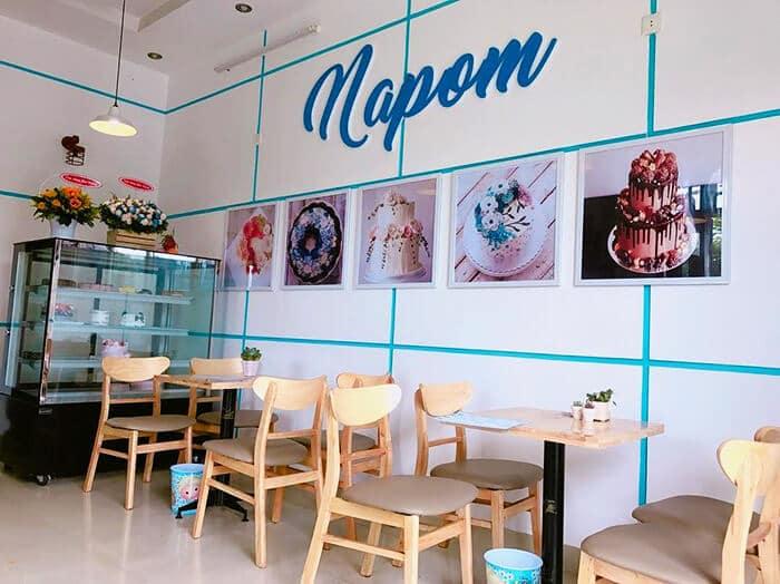 tiệm bánh tiramisu Đà Nẵng