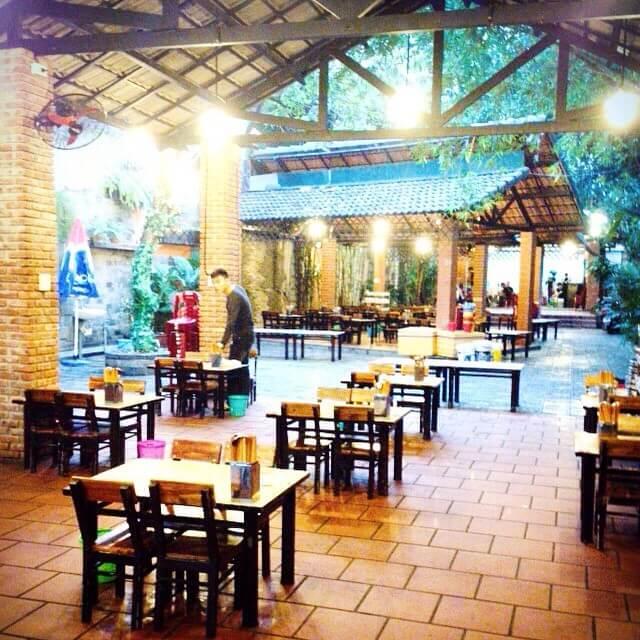 quán đồ nướng ngon ở Đà Nẵng