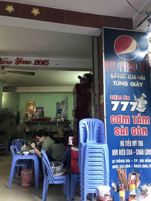 quán cơm tấm ngon Đà Nẵng